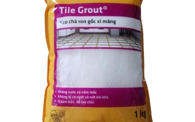 SIKA TILE GROUT® (WHITE)